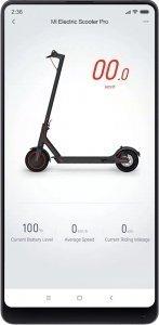 Xiaomi Mi Electric Scooter Pro app